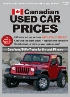 Canadian Used Car Prices