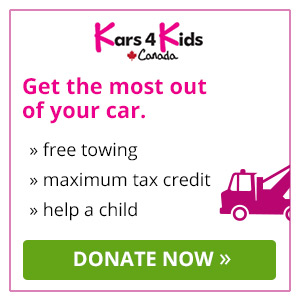 Donate your car to Kars4Kids